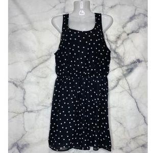 🚨3/$30🚨 SALE Mimi Chica POLKA DOT JUMPER DRESS L